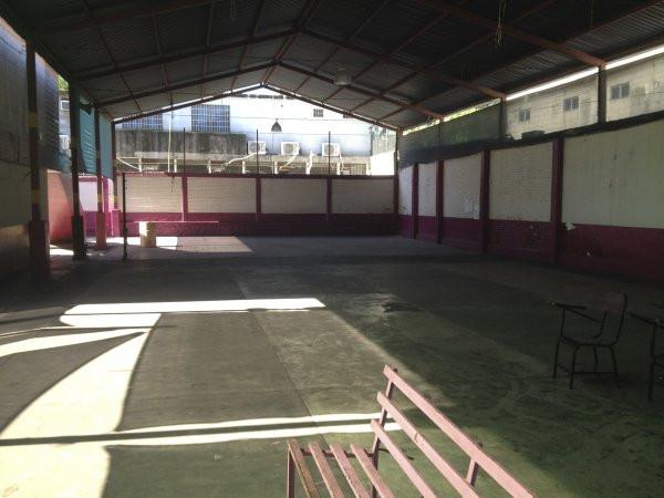 A view of the outside playground area at Escuela Josefa Ortiz De Domingue in Culican, Sinaloa, Meixco